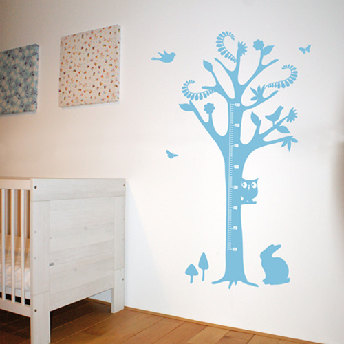 wandtattoo kreise muster gr n blau wandbilder f r kindgerechtes wohnen im kinderzimmer bei. Black Bedroom Furniture Sets. Home Design Ideas