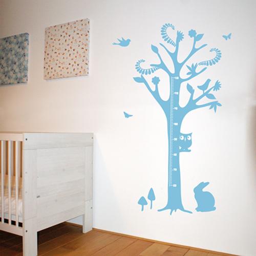 Babyzimmer wandgestaltung malen  Baum Im Kinderzimmer Malen ~ Kreative Bilder für zu Hause Design ...